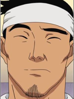 Shinobu Sushi Old Man