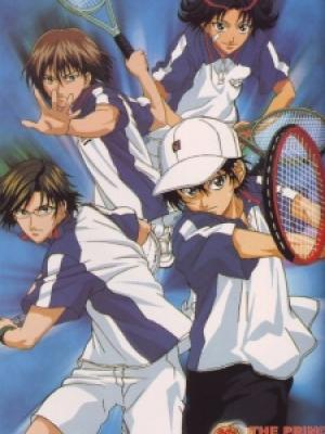 Poster depicting Prince of Tennis