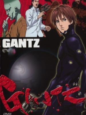 Poster depicting Gantz