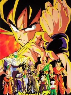Poster depicting Dragon Ball Z