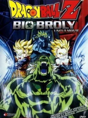 Poster depicting Dragon Ball Z Movie 11: Super Senshi Gekiha!! Katsu no wa Ore da