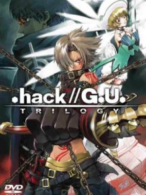Poster depicting .hack//G.U. Trilogy