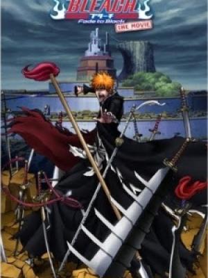 Poster depicting Bleach: Fade to Black - Kimi no Na wo Yobu
